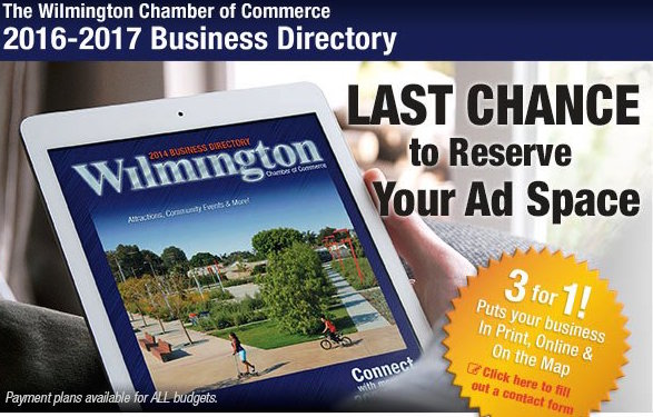 Last Chance to get in Business Directory!