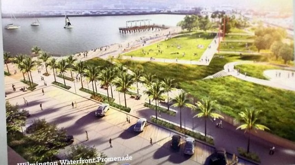 WATCH REVIEW OF WILMINGTON WATERFRONT PUBLIC MEETING