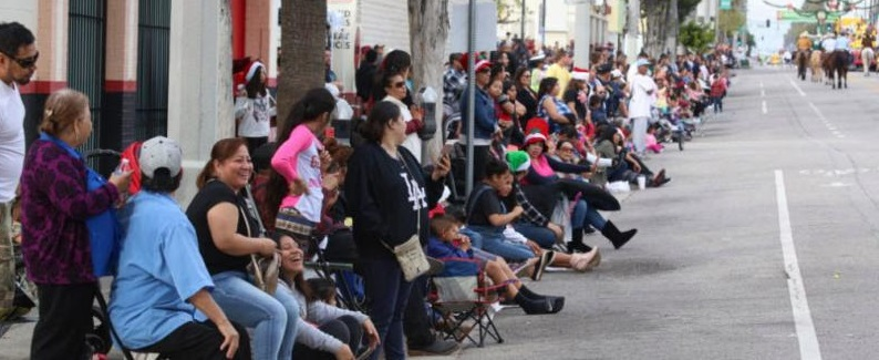 December 9, Wilmington Chamber 31st Annual Parade Our thanks to reporter Donna Littlejohn and photographer Chuck Bennett at the Daily Breeze to see more of Chuck's pictures click the picture.